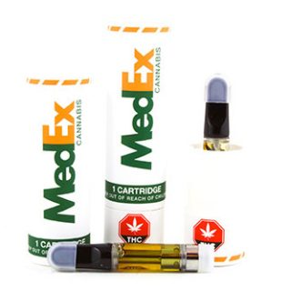 MEDEX 1g Cartridges (assorted varieties)