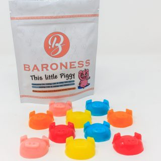 Baroness -This Little Piggy 10:1 CBD:THC