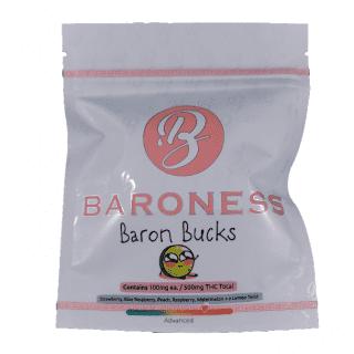 BARONESS – BARON BUCKS