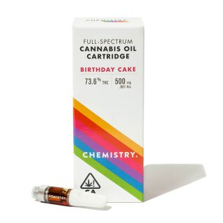 Buy Chemistry Vape cartridges UK