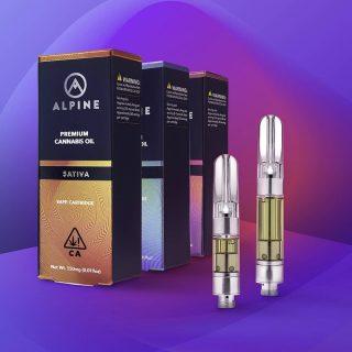 Buy Alpine Vape Cartridges UK
