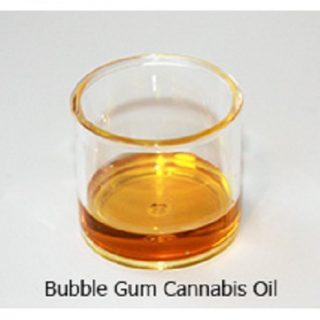 Bubble Gum Cannabis Oil UK