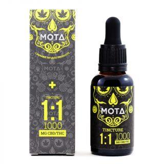 Buy MOTA - THC + CBD 1:1 Tincture Online
