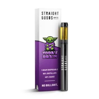 Straight Goods Terp Sauce Disposable Pen UK