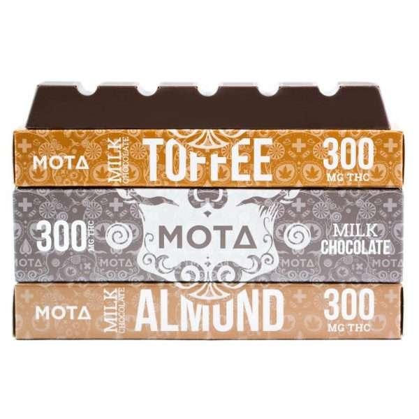 MOTA - Milk Chocolate Bar 300MG UK