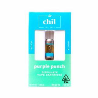 Chil Purple Punch Vape Cartridges UK