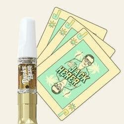 Papa's Herb Jack Herer Vape Cartridge UK