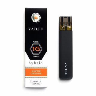 Vaded Disposable Pen UK Agent Orange 1g